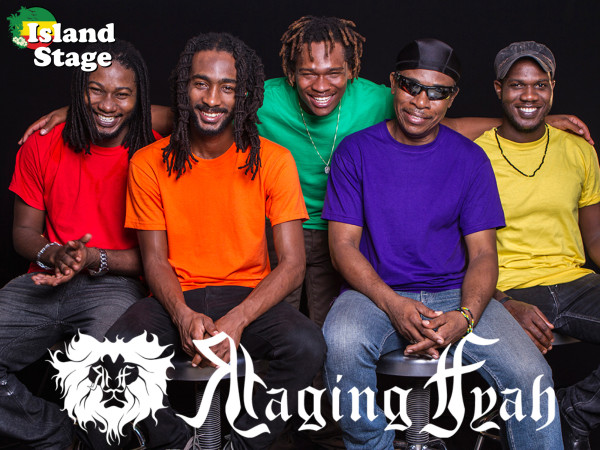 The Reggae Destiny of Raging Fyah: The Sound of Soul, Sunshine, and Positive Vibes- Island Stage Magazine