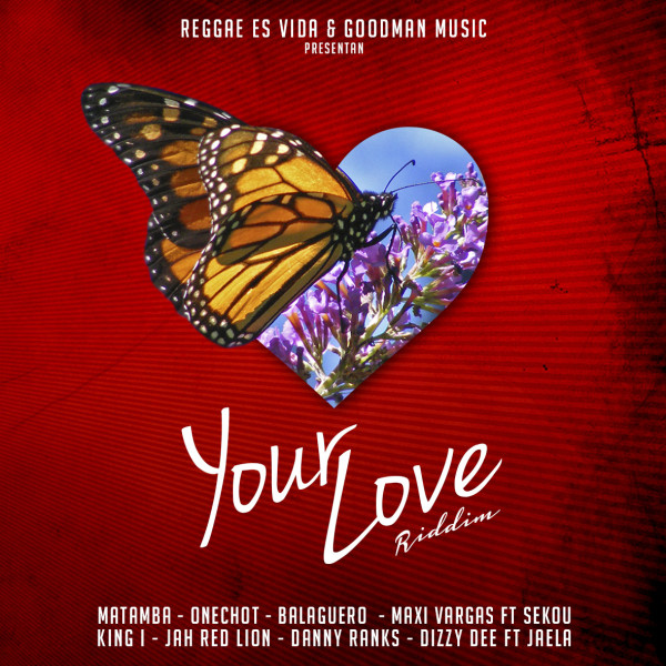 """""""Your Love Riddim"""" A projection of love for the world- Island Stage Magazine"""