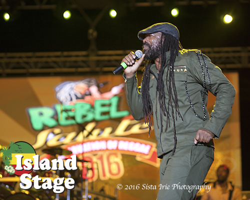 REBEL SALUTE 2016 with JAH BY MY SIDE- Island Stage Magazine