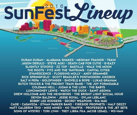 Slightly Stoopid and Jesse Royal confirmed for Sunfest 2016 - Island Stage Magazine