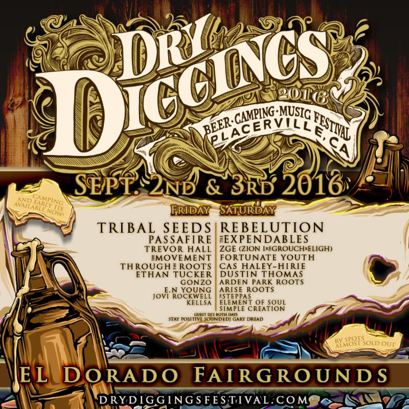 Dry Diggings Festival-Island Stage Magazine