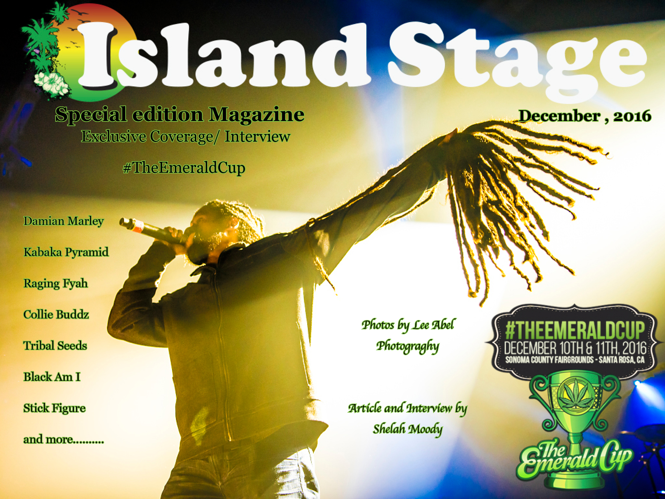 The Emerald Cup 2016-Island Stage Magazine