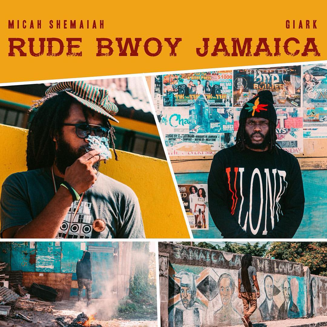 """Micah Shemaiah Releases """"Rude Bwoy Jamaica""""- Island Stage Magazine"""