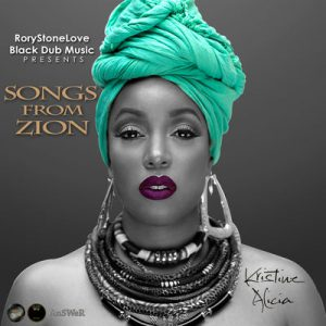 Songs from Zion (feat. Kristine Alicia) Rorystonelove- Island Stage Magazine