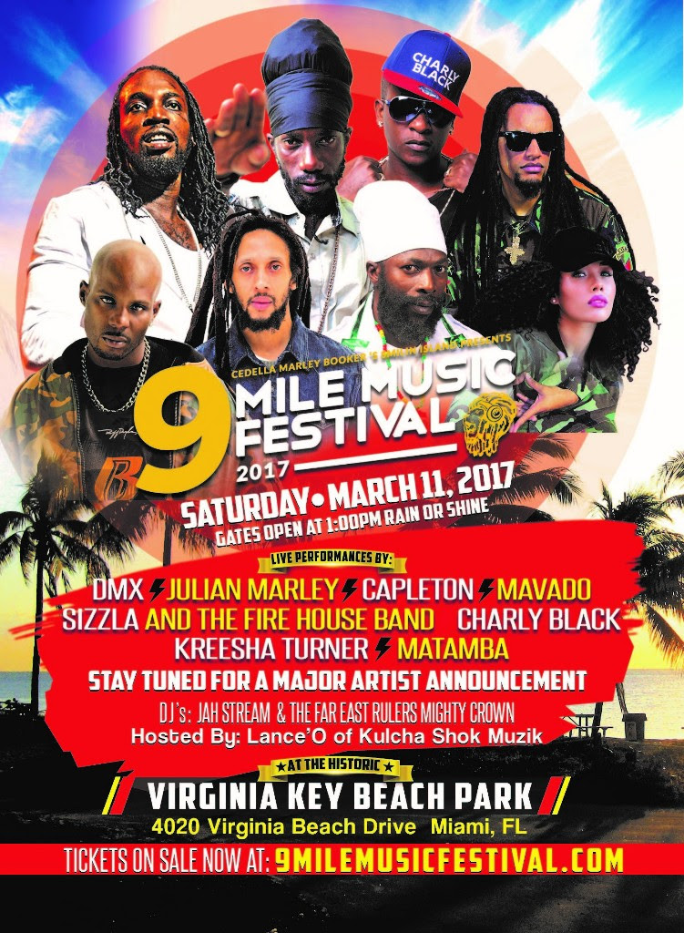 9 Mile Festival-Ticket Give-Away- Island Stage Magazine