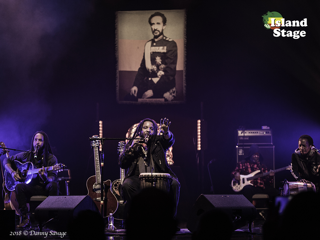 An Evening With Stephen Marley- Island Stage Magazine